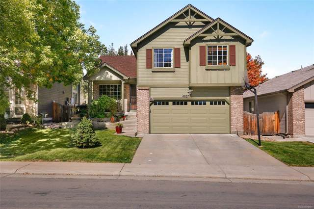 4057 W 62nd Place, Arvada, CO 80003 (MLS #9455214) :: 8z Real Estate