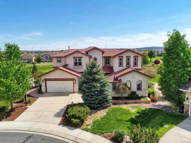 3289 Indian Peak Court, Colorado Springs, CO 80920 (#9455521) :: The Tamborra Team
