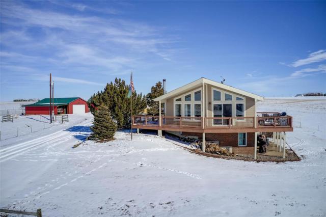 2390 S Eastover Street, Bennett, CO 80102 (MLS #9455907) :: 8z Real Estate