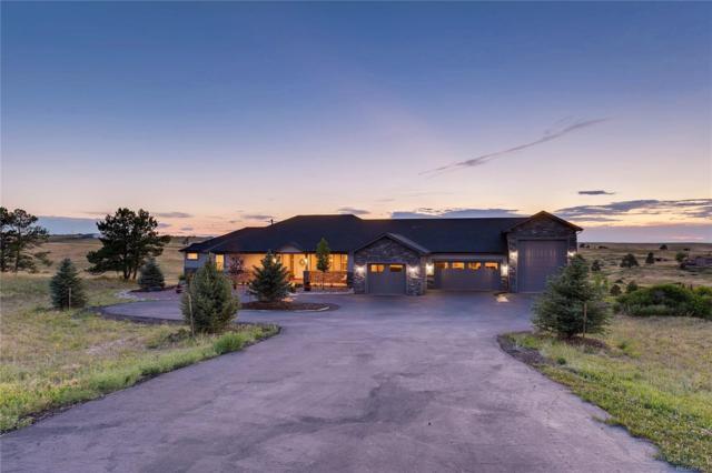 2383 Antelope Ridge Trail, Parker, CO 80138 (#9455934) :: HomePopper