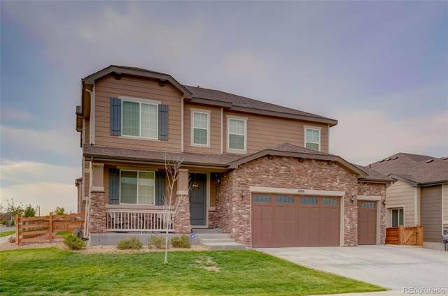 11105 Quintero Court, Commerce City, CO 80022 (#9456021) :: The HomeSmiths Team - Keller Williams