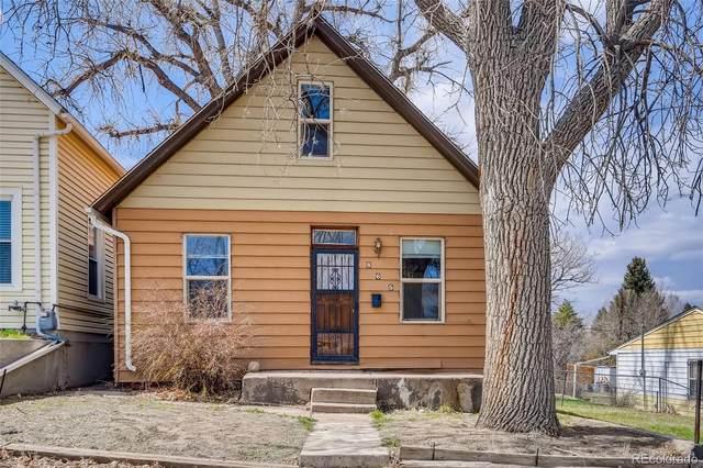 865 King Street, Denver, CO 80204 (#9456274) :: HomeSmart