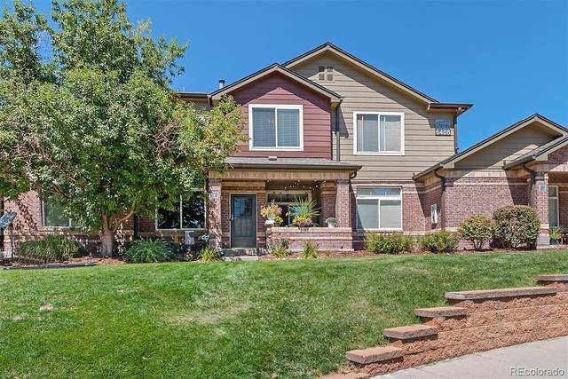 6408 Silver Mesa Drive E, Highlands Ranch, CO 80130 (#9456750) :: The DeGrood Team