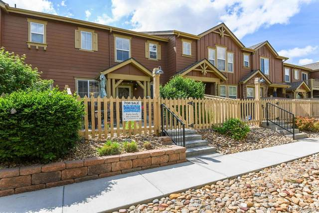 17923 E 104th Place 28B, Commerce City, CO 80022 (MLS #9456819) :: Bliss Realty Group