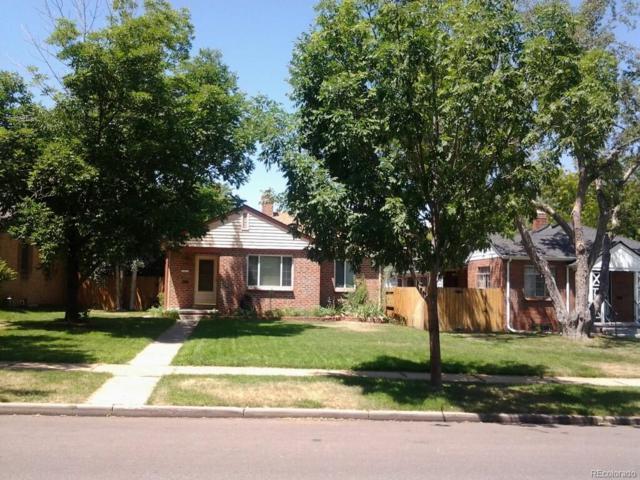 2015 S Clarkson Street, Denver, CO 80210 (#9456863) :: My Home Team
