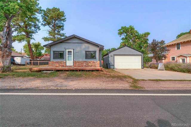 7677 Louviers Boulevard, Louviers, CO 80131 (#9457018) :: Mile High Luxury Real Estate