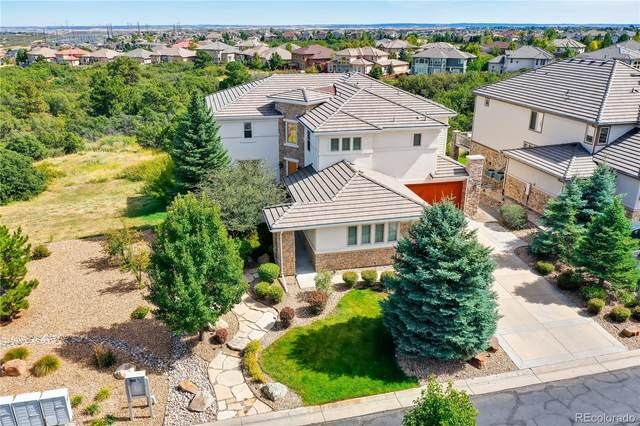 12504 Daniels Gate Drive, Castle Pines, CO 80108 (#9457611) :: Colorado Home Finder Realty