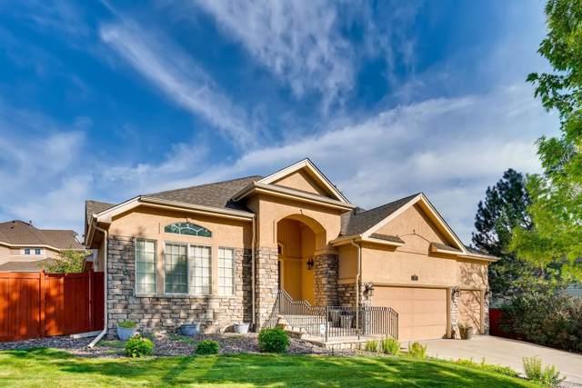 5497 W Prentice Court, Littleton, CO 80123 (MLS #9457768) :: 8z Real Estate