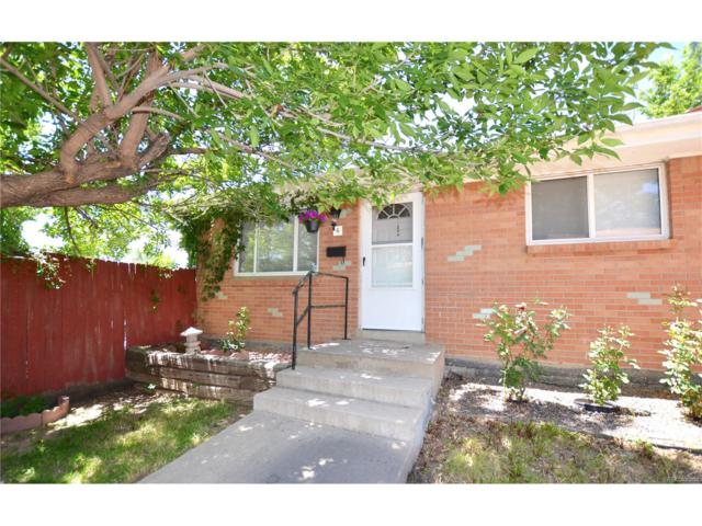 10356 W 59th Place #4, Arvada, CO 80004 (#9458058) :: The Peak Properties Group
