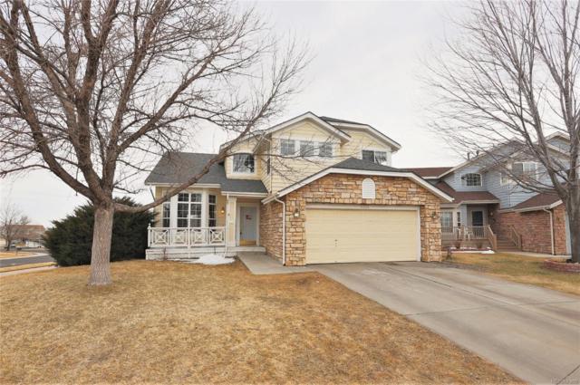 5222 E 130th Way, Thornton, CO 80241 (MLS #9458107) :: Kittle Real Estate