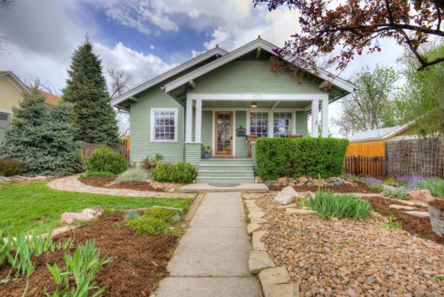 405 E Oak Street, Lafayette, CO 80026 (MLS #9458480) :: 8z Real Estate