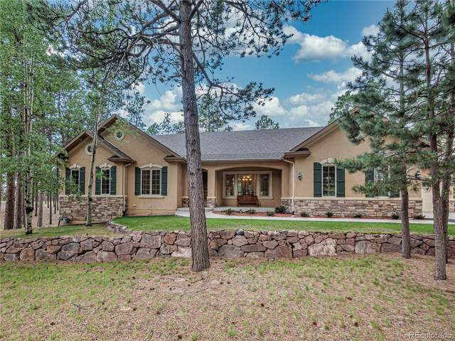 4781 Secluded Creek Court, Colorado Springs, CO 80908 (#9458716) :: Mile High Luxury Real Estate