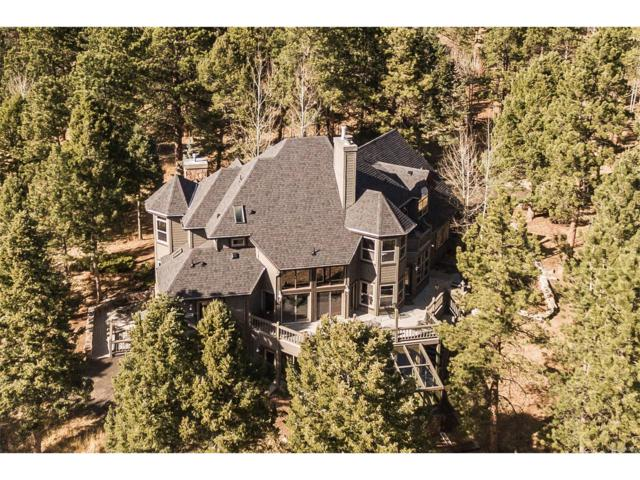 23442 Pleasant Park Road, Conifer, CO 80433 (MLS #9458750) :: 8z Real Estate