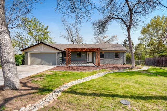 9805 W 36th Avenue, Wheat Ridge, CO 80033 (#9458962) :: House Hunters Colorado