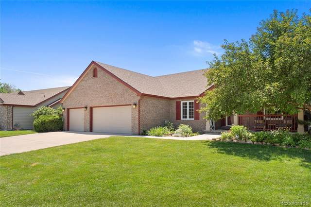 3109 54th Avenue, Greeley, CO 80634 (#9459623) :: The DeGrood Team