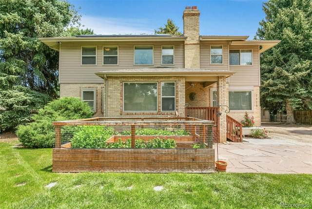 2220 Brentwood Street, Lakewood, CO 80214 (#9459663) :: The Gilbert Group