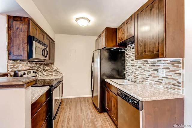 10150 E Virginia Avenue 18-302, Denver, CO 80247 (#9459757) :: The Griffith Home Team