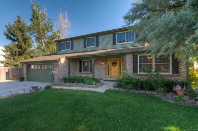 17488 E Crestridge Avenue, Centennial, CO 80015 (#9460548) :: HomePopper