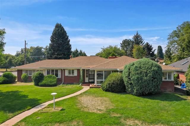 3091 S Josephine Street, Denver, CO 80210 (#9460695) :: Wisdom Real Estate