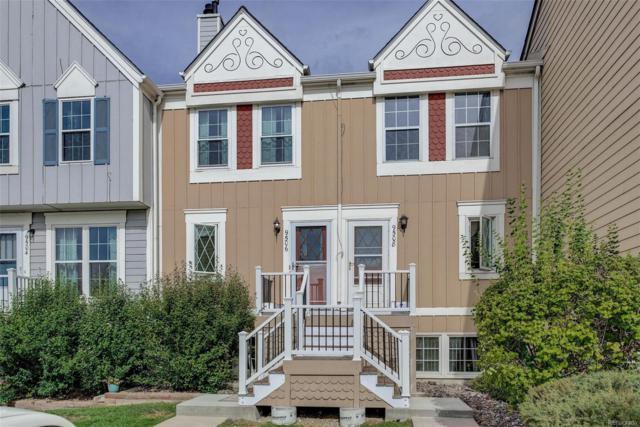 9506 W Ontario Drive, Littleton, CO 80128 (#9460746) :: Wisdom Real Estate