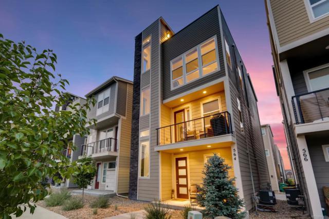 564 E Hinsdale Avenue, Littleton, CO 80122 (MLS #9461150) :: 8z Real Estate