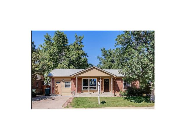1541 E 119th Place, Northglenn, CO 80233 (#9461619) :: The Peak Properties Group