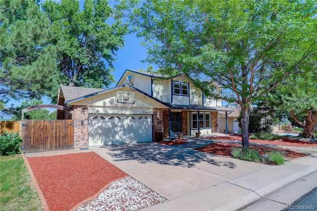 7343 S Crescent Drive, Littleton, CO 80120 (#9461768) :: Wisdom Real Estate