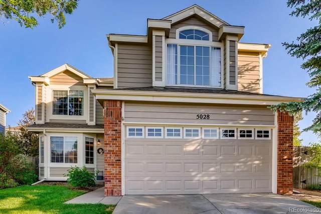 5028 E Crestone Avenue, Castle Rock, CO 80104 (MLS #9462183) :: 8z Real Estate