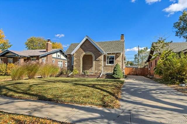 2150 S Lincoln Street, Denver, CO 80210 (#9462263) :: Compass Colorado Realty