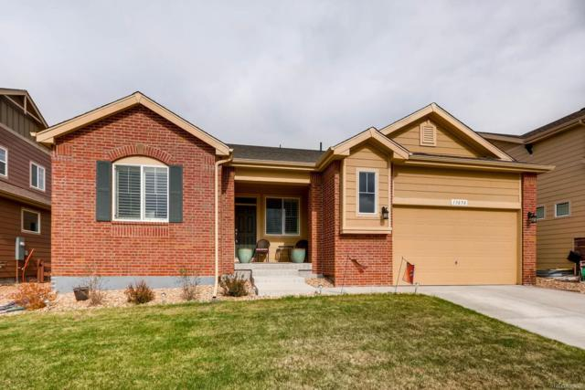 13050 Coffee Tree Street, Parker, CO 80134 (#9462901) :: The HomeSmiths Team - Keller Williams
