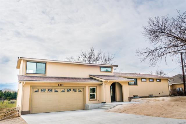 6301 Eldridge Street, Arvada, CO 80004 (#9462928) :: Compass Colorado Realty