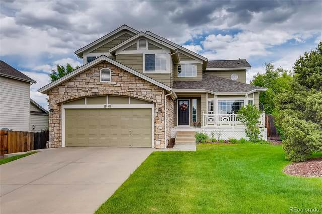 11498 Cannonade Way, Parker, CO 80138 (#9463359) :: The HomeSmiths Team - Keller Williams