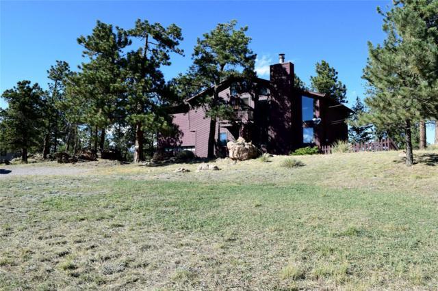 1531 Mockingbird Trail, Bailey, CO 80421 (MLS #9463411) :: 8z Real Estate