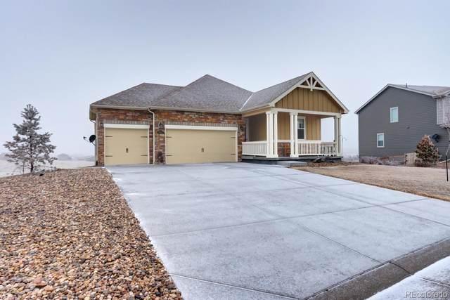 5522 Bear Creek Loop, Elizabeth, CO 80107 (MLS #9463851) :: 8z Real Estate