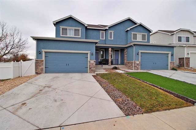 3223 Barbera Street, Evans, CO 80634 (#9464222) :: The DeGrood Team