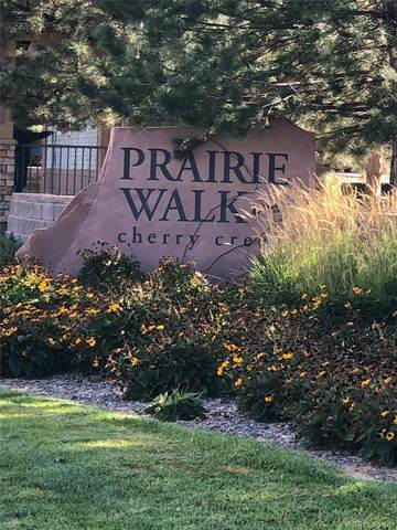 17389 Nature Walk Trail #103, Parker, CO 80134 (#9464293) :: James Crocker Team