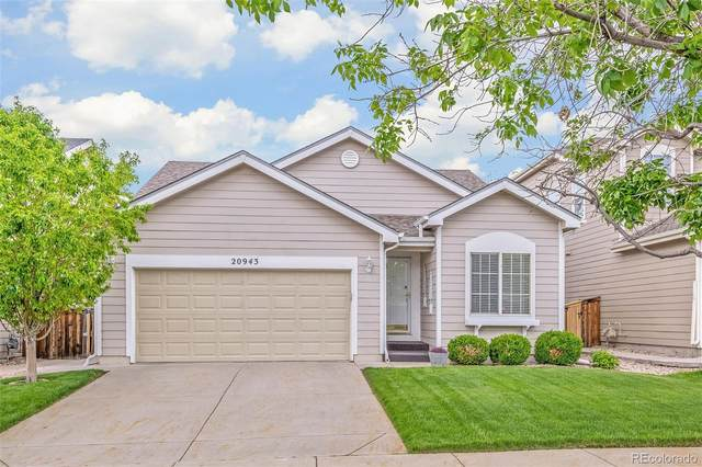 20943 E 40th Place, Denver, CO 80249 (#9464530) :: The DeGrood Team
