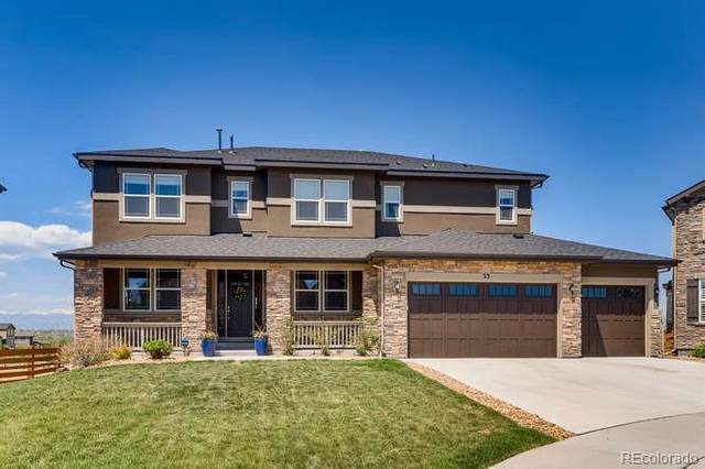 33 Sunshine Circle, Erie, CO 80516 (MLS #9464572) :: 8z Real Estate