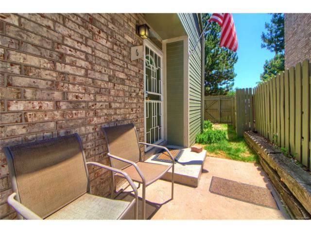 3455 S Ammons Street 1-6, Lakewood, CO 80227 (MLS #9464893) :: 8z Real Estate