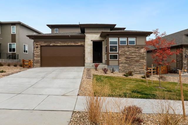 18695 W 93rd Avenue, Arvada, CO 80007 (#9464941) :: Wisdom Real Estate