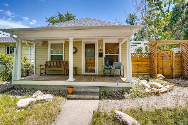 4542 Xavier Street, Denver, CO 80212 (#9465236) :: milehimodern
