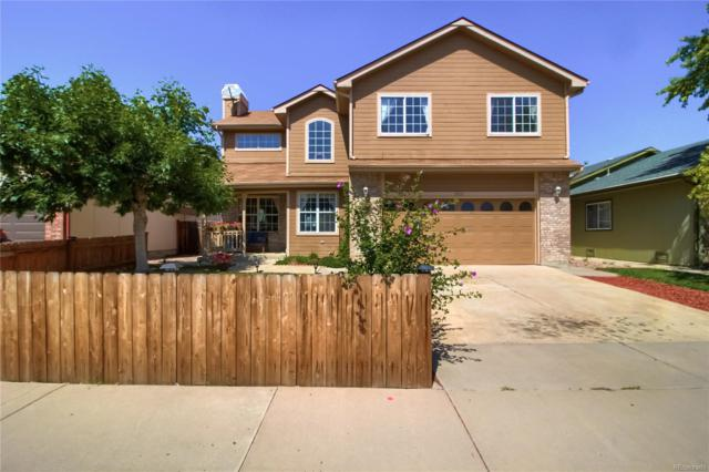 5831 E 123rd Avenue, Brighton, CO 80602 (#9465420) :: Colorado Home Finder Realty