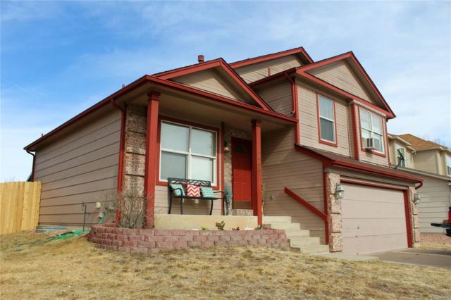 1444 Coolcrest Drive, Colorado Springs, CO 80906 (#9465614) :: The Galo Garrido Group