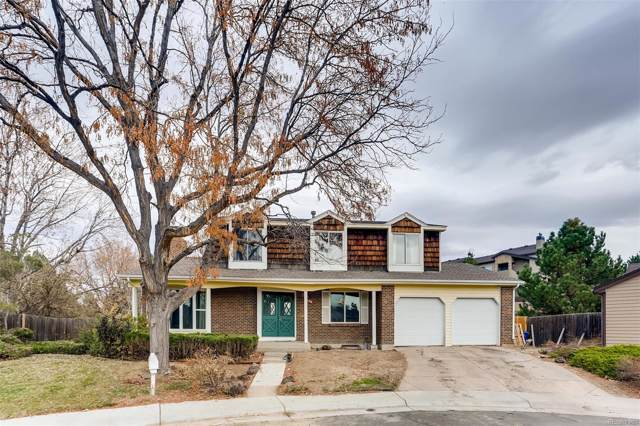 3626 S Yampa Way, Aurora, CO 80013 (#9465638) :: The HomeSmiths Team - Keller Williams