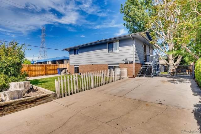 1136 S Tejon Street #2, Denver, CO 80223 (#9465687) :: Compass Colorado Realty