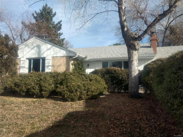 3076 S Holly Place, Denver, CO 80222 (#9465942) :: The Heyl Group at Keller Williams
