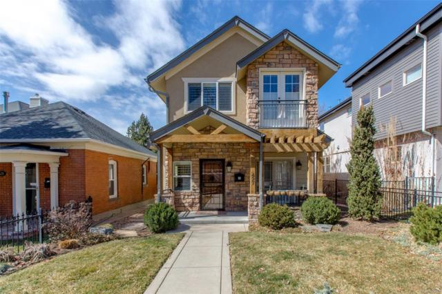 427 S Gilpin Street, Denver, CO 80209 (#9465972) :: The Peak Properties Group