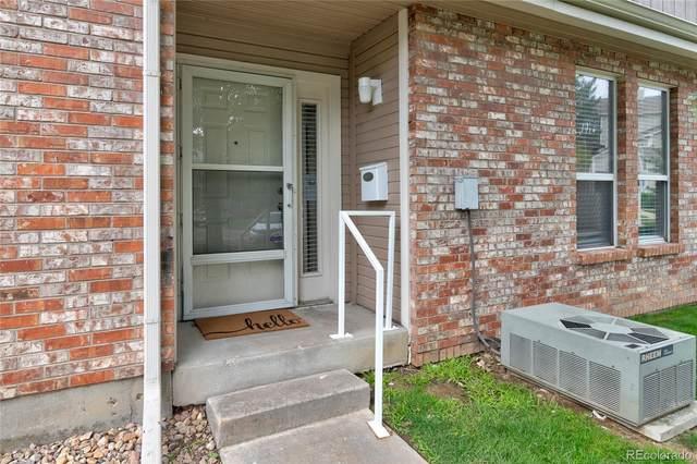 4951 Garrison Street 104B, Wheat Ridge, CO 80033 (MLS #9466844) :: Bliss Realty Group