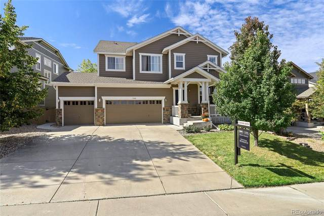 5448 Fox Meadow Avenue, Highlands Ranch, CO 80130 (MLS #9467591) :: 8z Real Estate
