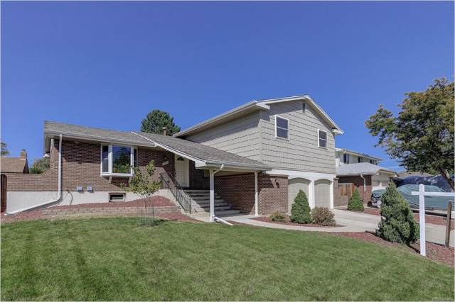 10231 W 101st Place, Westminster, CO 80021 (MLS #9468195) :: 8z Real Estate